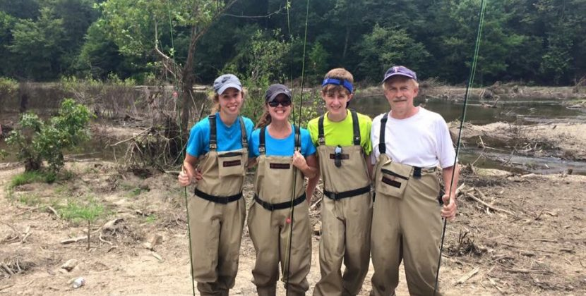 How To Wear Fishing Chest Waders