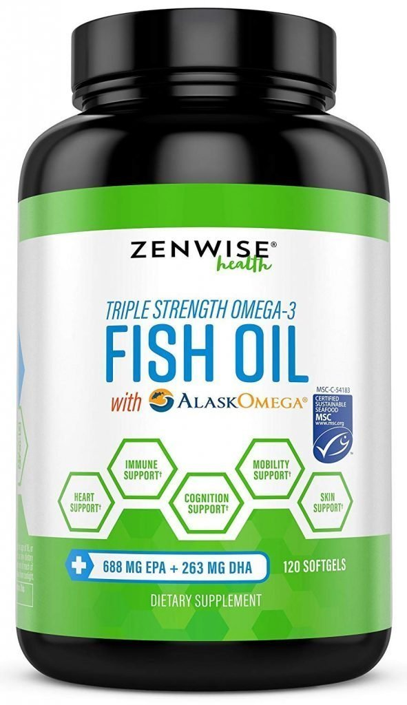What Does Fish Oil Do?
