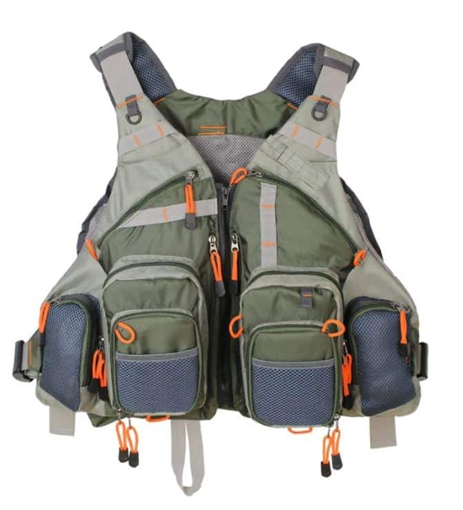 What To Look For In A Fly Fishing Vest