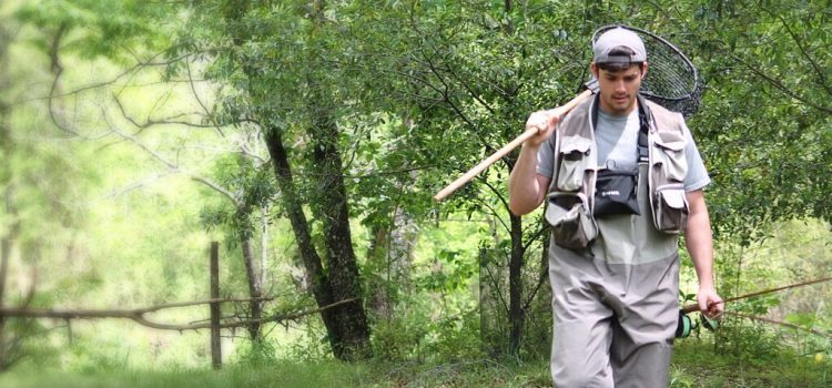 What To Pack In Your Fly Fishing Vest For Trout