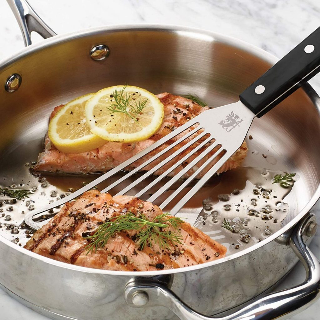 How Do You Use A Fish Turner?