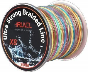 Strong Braided Fishing Line