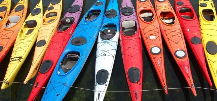 What Color Kayak Is Best For Fishing?