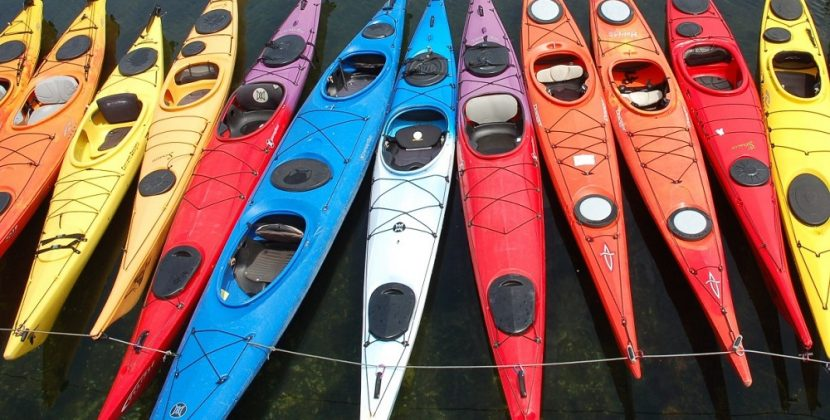 What Color Kayak Is Best For Fishing