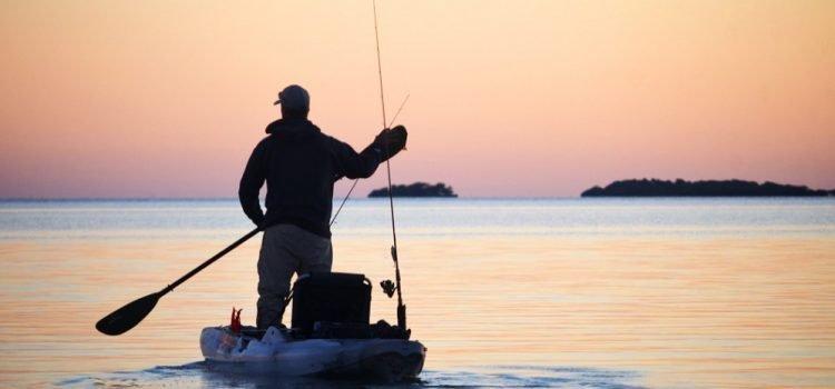 Where Do You Put Fish When Kayaking?