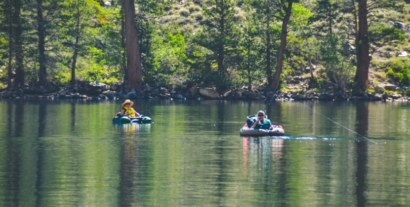 How Do You Use A Float Tube For Fishing?