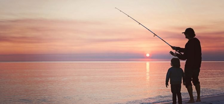 Can You Fish Anywhere On The Beach?