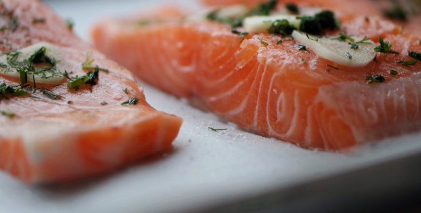 Is Salmon High In Mercury?